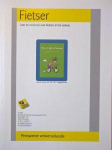 Fietser Leer en werkboek COA ISK laaggeletterden