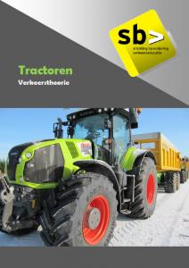 Tractoren Verkeerstheorie
